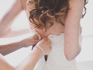 Jamie and Lia's wedding in Toronto, Ontario 9