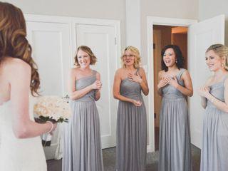 Jamie and Lia's wedding in Toronto, Ontario 12