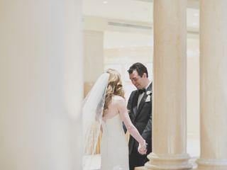 Jamie and Lia's wedding in Toronto, Ontario 16