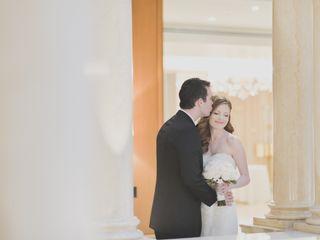 Jamie and Lia's wedding in Toronto, Ontario 17