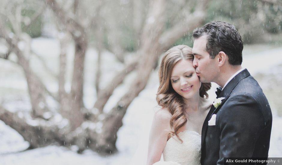 Jamie and Lia's wedding in Toronto, Ontario