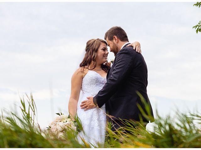 The wedding of Kristine and Kurtis