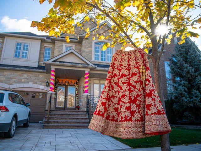 Kinshuk and Ashish's wedding in Brampton, Ontario 5