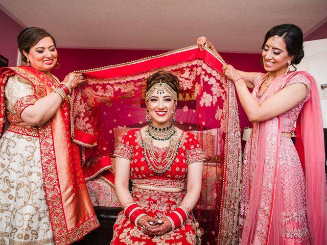 Kinshuk and Ashish's wedding in Brampton, Ontario 8