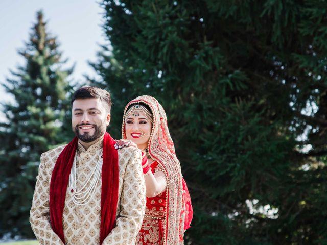 Kinshuk and Ashish's wedding in Brampton, Ontario 1