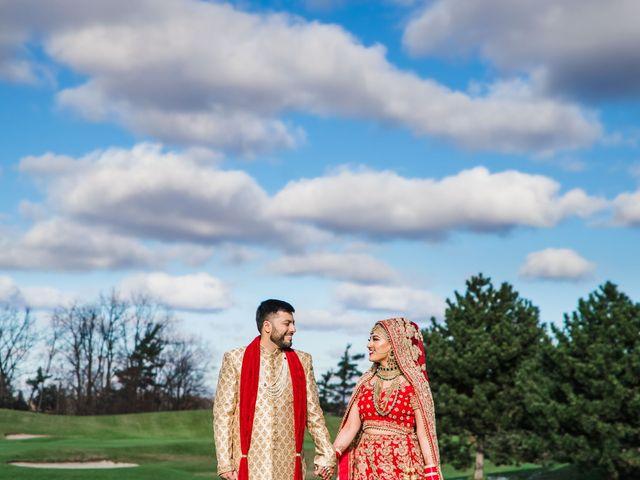 Kinshuk and Ashish's wedding in Brampton, Ontario 11