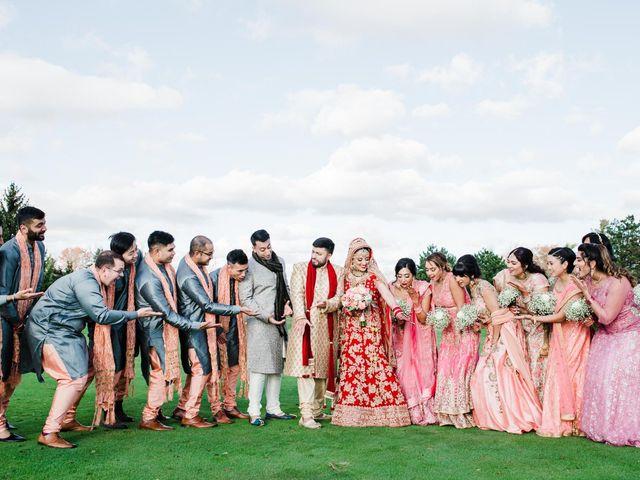 Kinshuk and Ashish's wedding in Brampton, Ontario 13