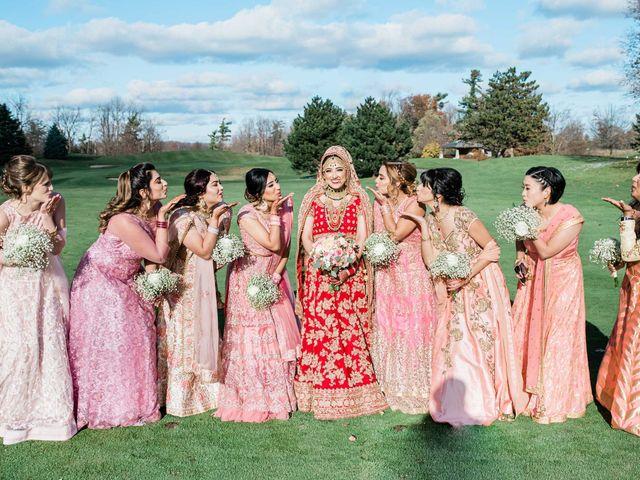Kinshuk and Ashish's wedding in Brampton, Ontario 14