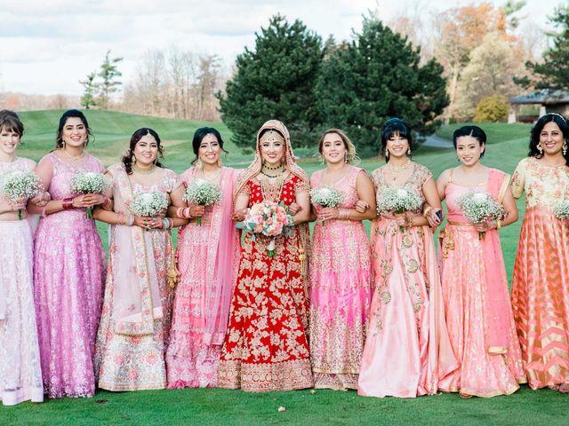 Kinshuk and Ashish's wedding in Brampton, Ontario 15