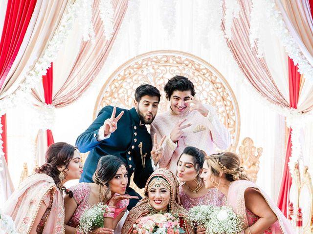 Kinshuk and Ashish's wedding in Brampton, Ontario 2