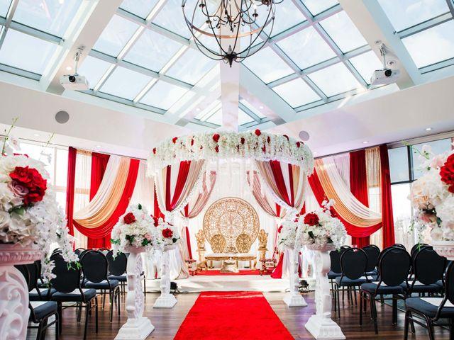 Kinshuk and Ashish's wedding in Brampton, Ontario 16