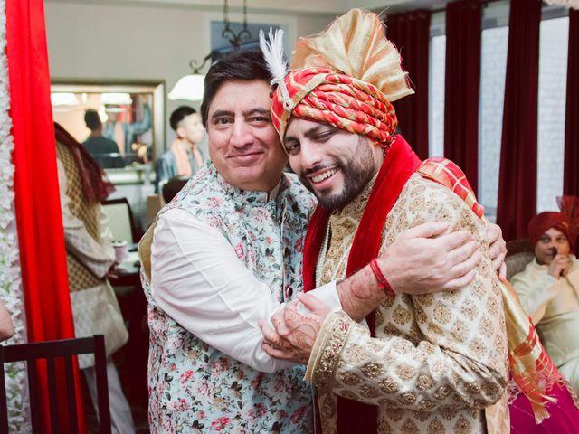 Kinshuk and Ashish's wedding in Brampton, Ontario 17