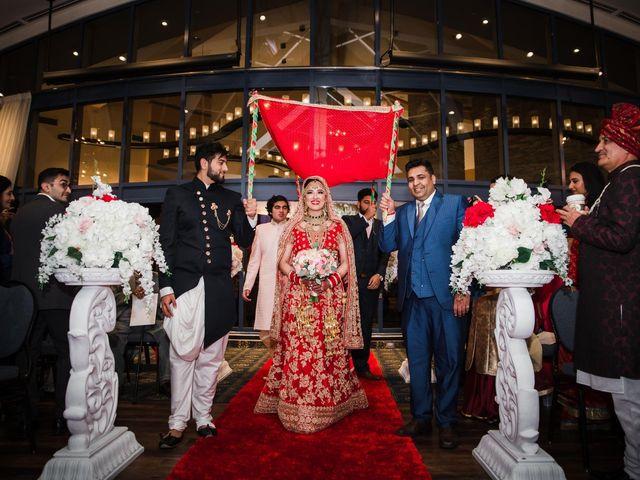 Kinshuk and Ashish's wedding in Brampton, Ontario 19