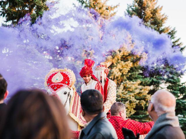 Kinshuk and Ashish's wedding in Brampton, Ontario 24