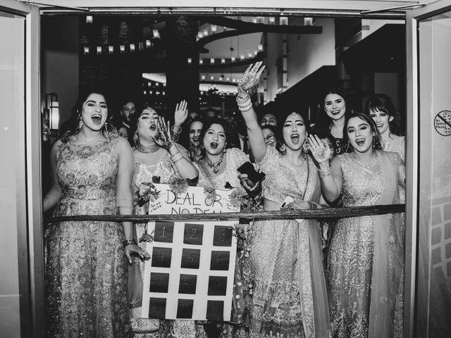 Kinshuk and Ashish's wedding in Brampton, Ontario 25