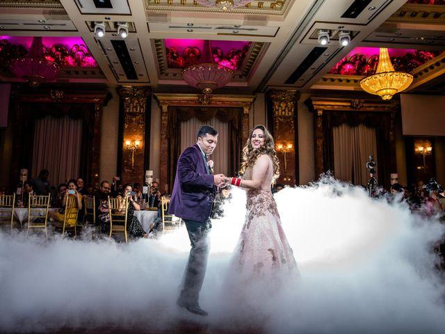 Kinshuk and Ashish's wedding in Brampton, Ontario 32