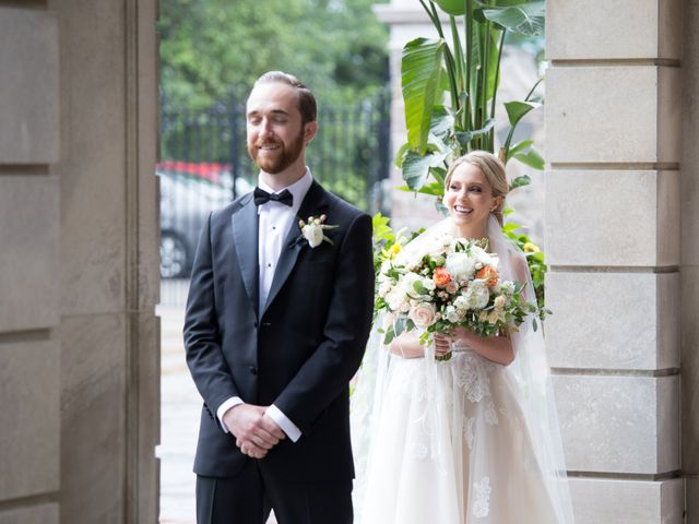 Alex and Hannah's wedding in Toronto, Ontario 15