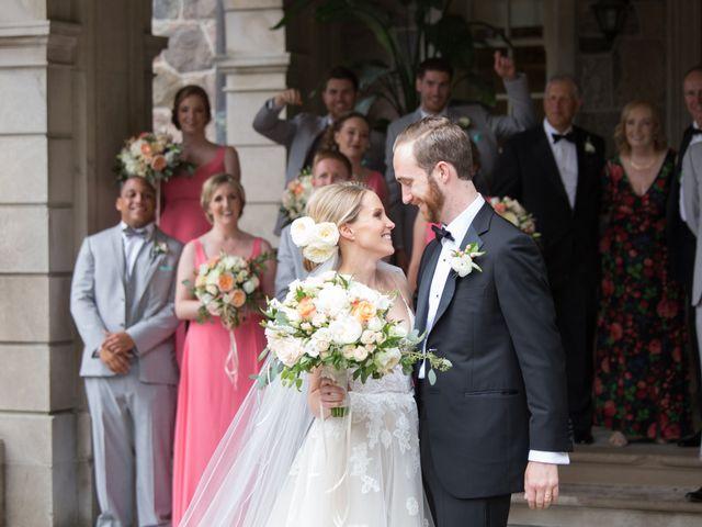 Alex and Hannah's wedding in Toronto, Ontario 17