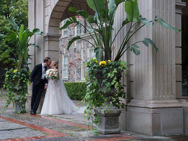 Alex and Hannah's wedding in Toronto, Ontario 21