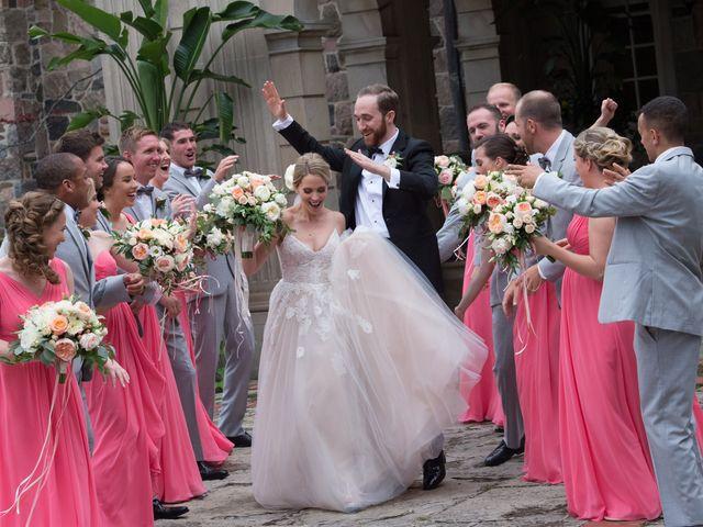 Alex and Hannah's wedding in Toronto, Ontario 1