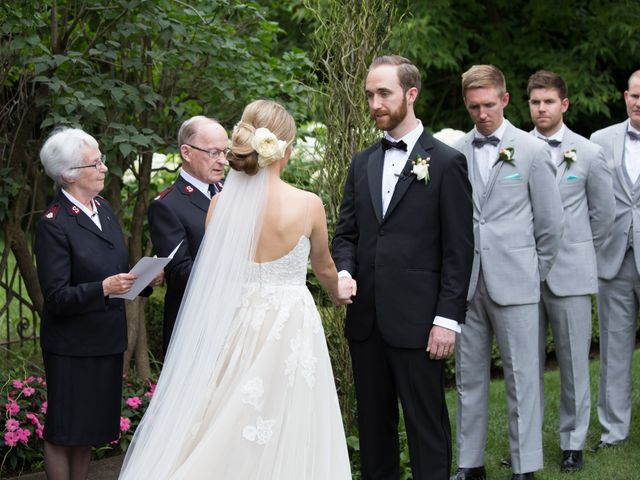 Alex and Hannah's wedding in Toronto, Ontario 31