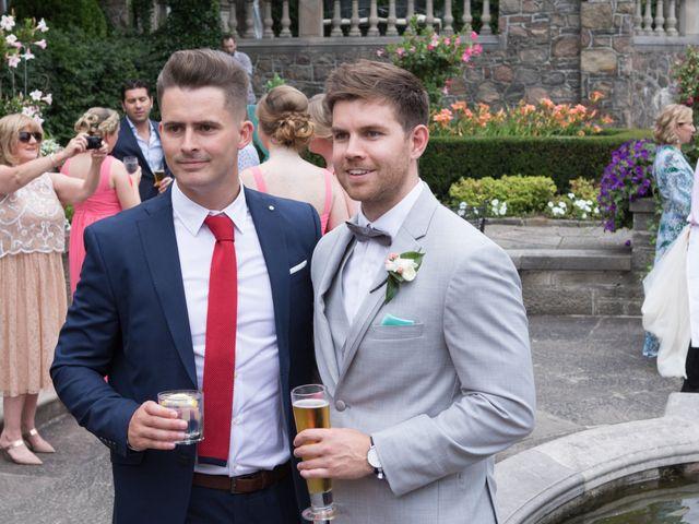 Alex and Hannah's wedding in Toronto, Ontario 45