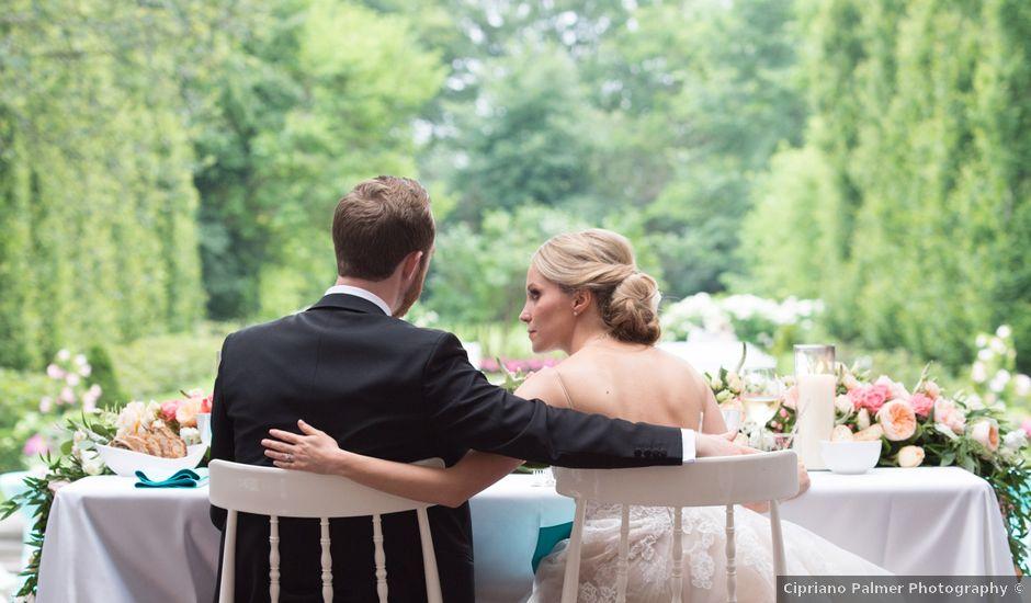 Alex and Hannah's wedding in Toronto, Ontario