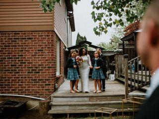 The wedding of Carolina and Jason 1