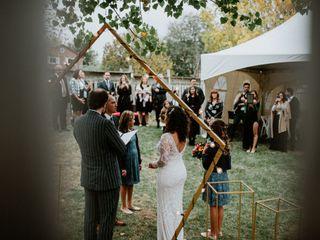 The wedding of Carolina and Jason 2