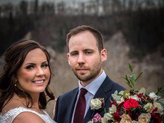 The wedding of Marissa and Jeff