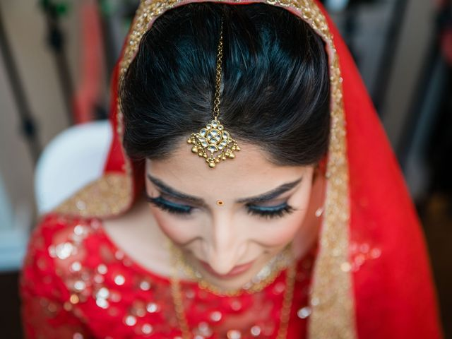 Tina and Sahil's wedding in Toronto, Ontario 6