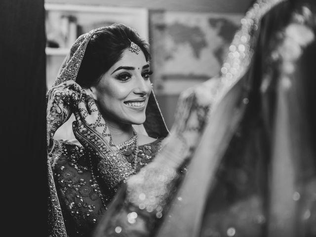Tina and Sahil's wedding in Toronto, Ontario 7