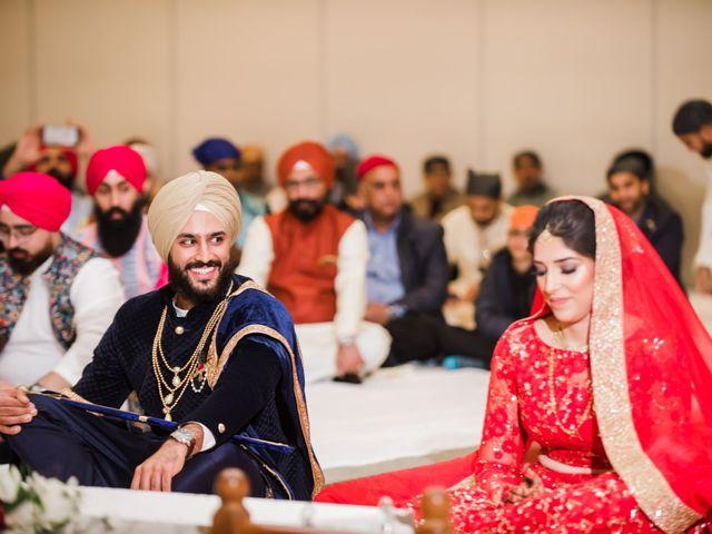 Tina and Sahil's wedding in Toronto, Ontario 13