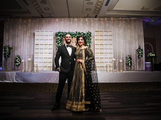 Tina and Sahil's wedding in Toronto, Ontario 18