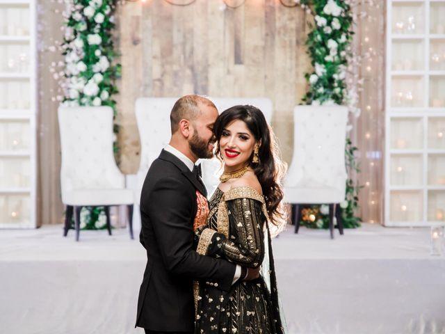 Tina and Sahil's wedding in Toronto, Ontario 19