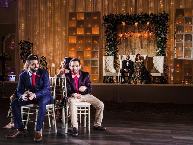 Tina and Sahil's wedding in Toronto, Ontario 22