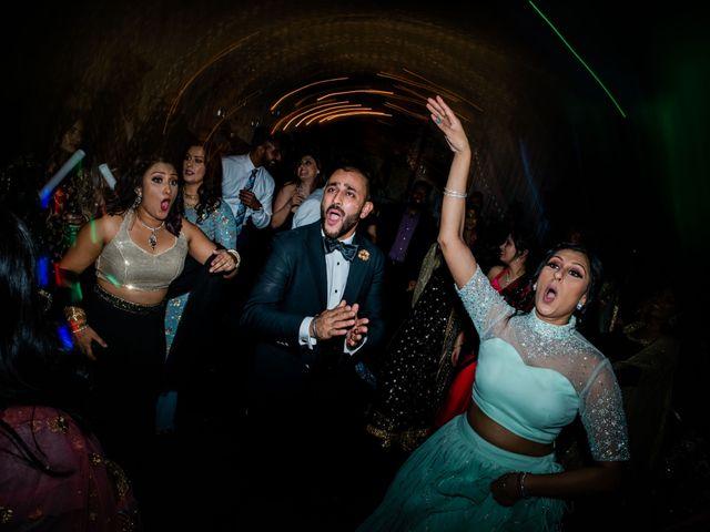 Tina and Sahil's wedding in Toronto, Ontario 24