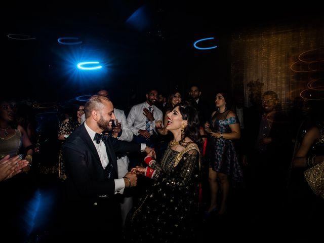 Tina and Sahil's wedding in Toronto, Ontario 25