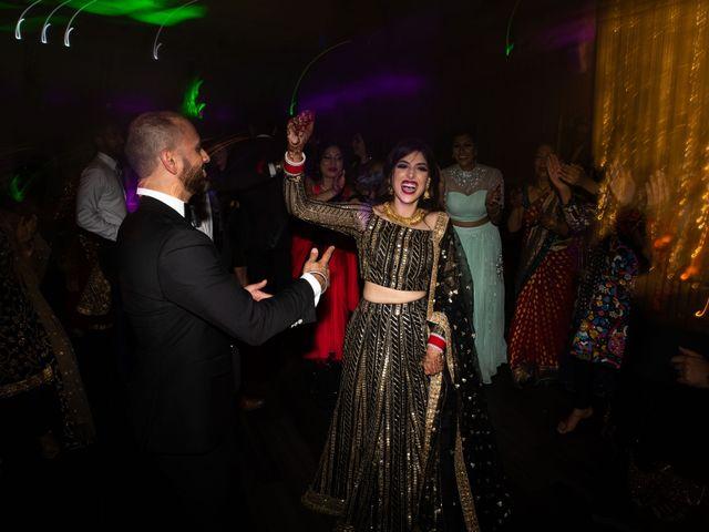 Tina and Sahil's wedding in Toronto, Ontario 26