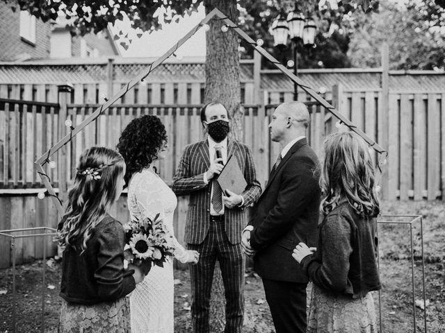 Jason and Carolina's wedding in Milton, Ontario 6