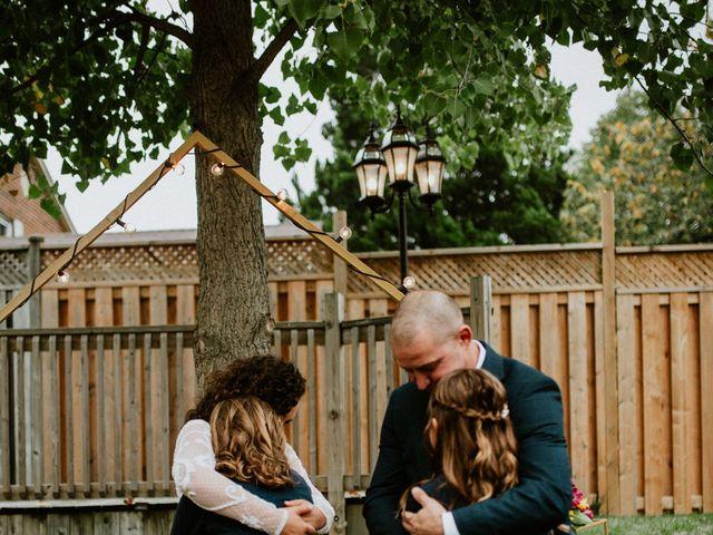 Jason and Carolina's wedding in Milton, Ontario 7