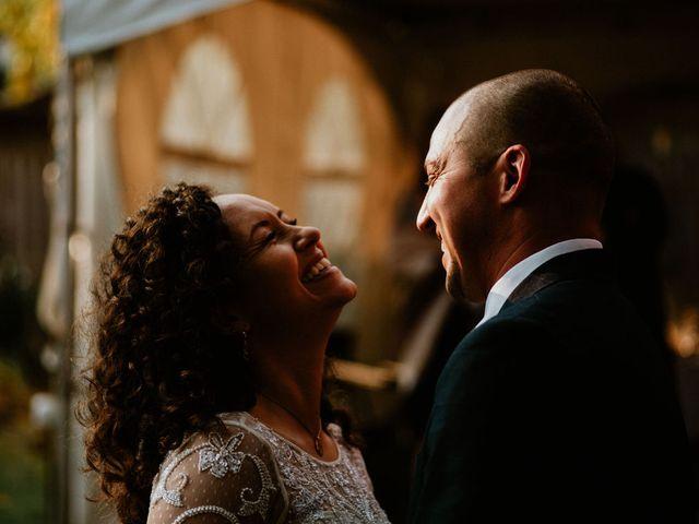 Jason and Carolina's wedding in Milton, Ontario 2