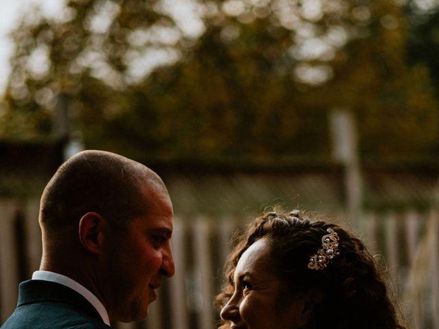 Jason and Carolina's wedding in Milton, Ontario 11