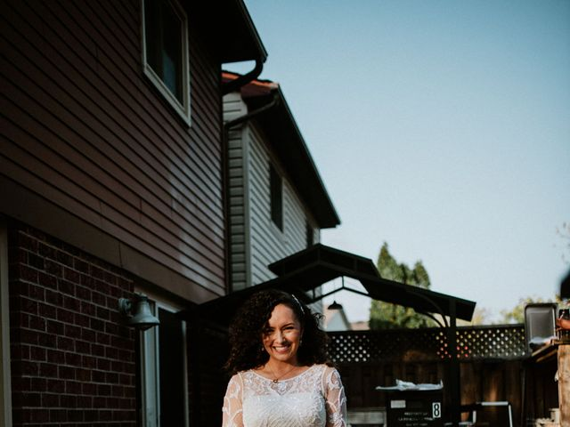 Jason and Carolina's wedding in Milton, Ontario 14
