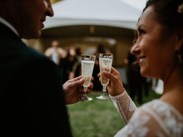 The wedding of Carolina and Jason