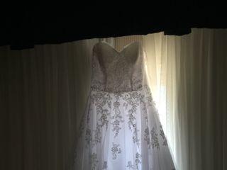 The wedding of Keena and Daniel 1
