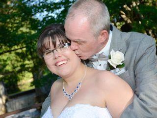 The wedding of Keena and Daniel