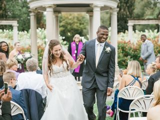 The wedding of Danielle and Kevin