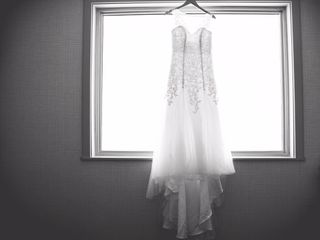 The wedding of Lara and Tim 1