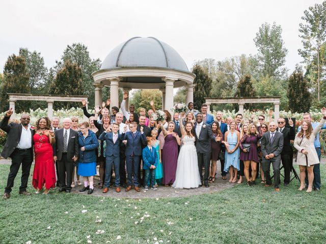 Kevin and Danielle's wedding in Oshawa, Ontario 4